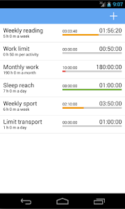 aTimeLogger - Time Tracker v1.3.36