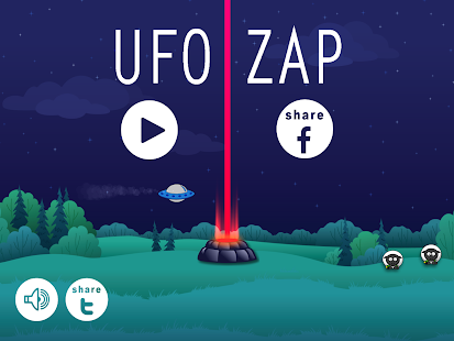 UFO ZAP- screenshot thumbnail