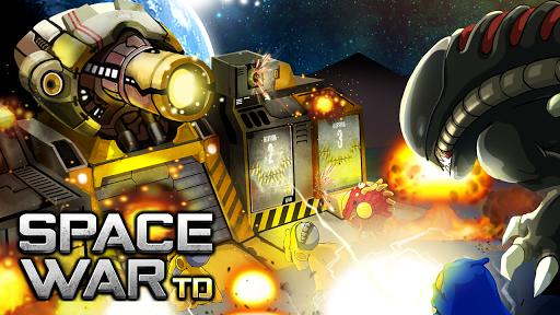 우주전쟁 Space War TD