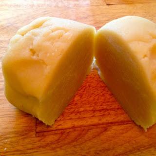Easy Almond Paste