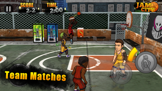 Jam City Basketball v1.1.3