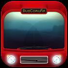 Bus Coruña icon