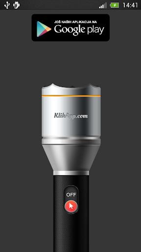 Baterijska Lampa