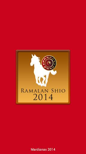 Ramalan Shio 2014