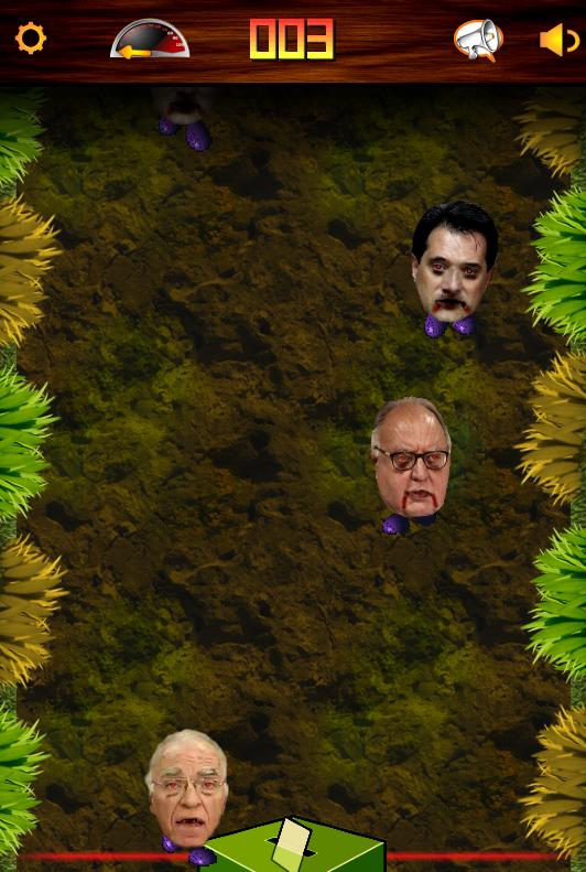 Πολιτικοί Zombie! - screenshot