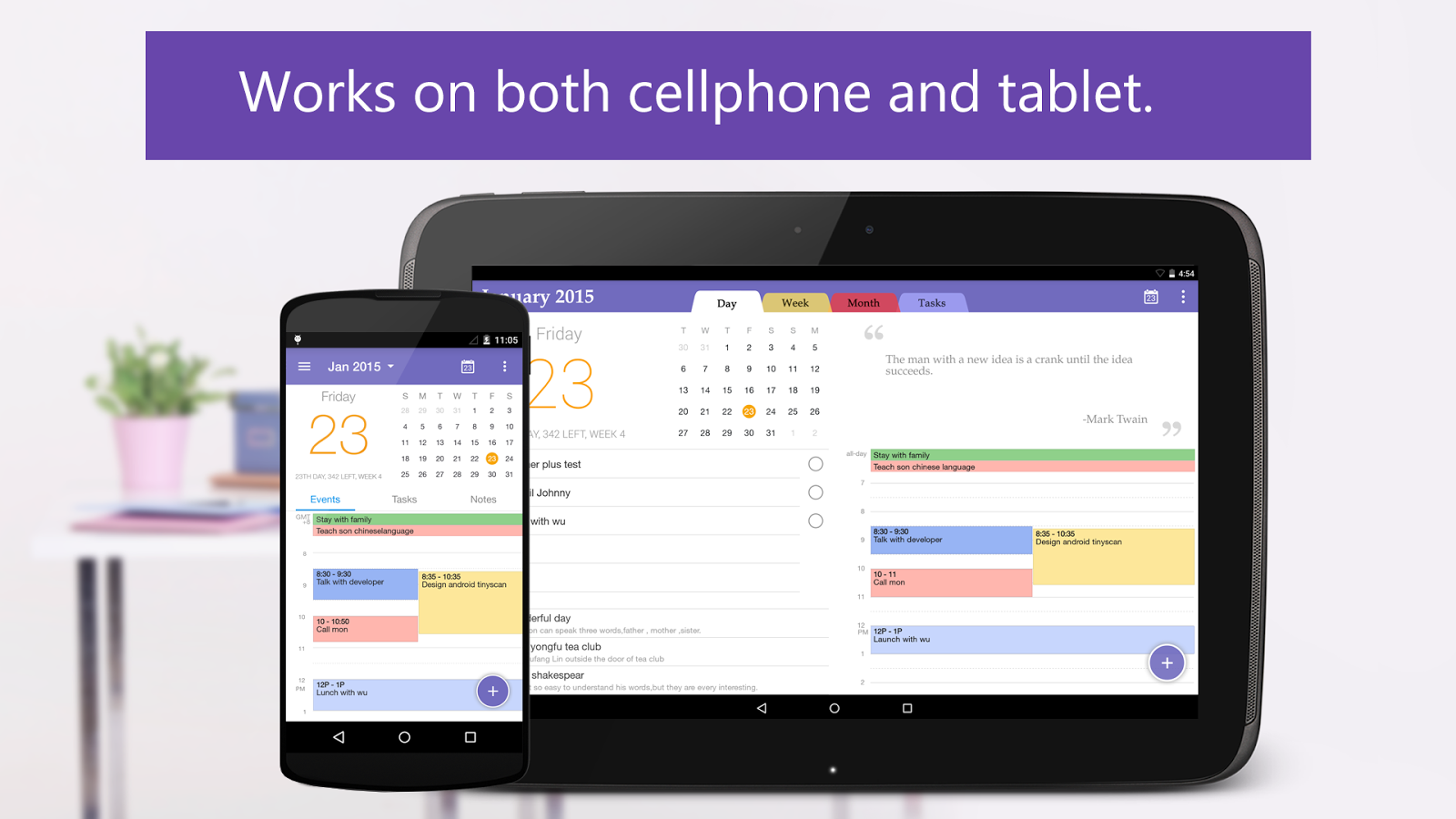 Planner Calendar Organizer Android Apps On Google Play