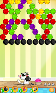 Bubble Shooter Cat - screenshot thumbnail