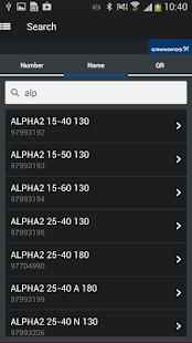 Grundfos GO Remote - náhled