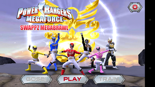 Power Rangers:Swappz MegaBrawl