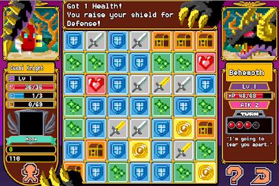 Block Legend Screenshot 5