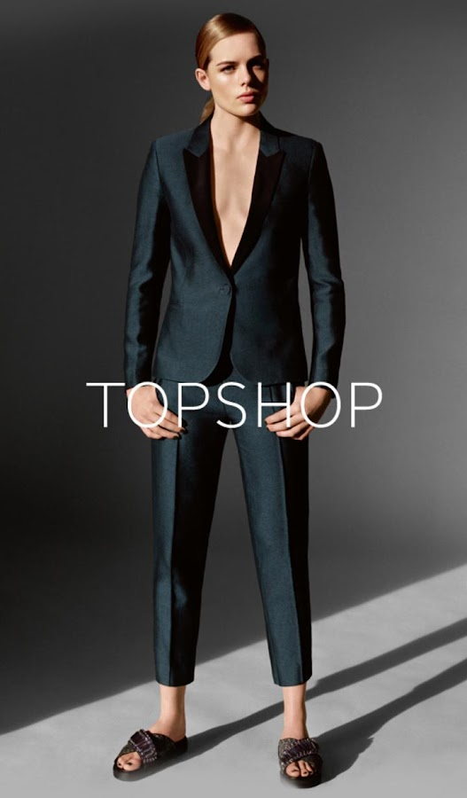 Topshop business activities