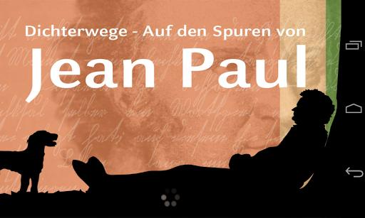 Dichterwege - Jean Paul
