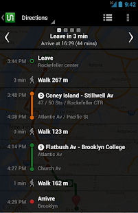Transit App - screenshot thumbnail