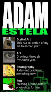 Adam Estela - screenshot thumbnail