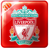 Liverpool Wallpaper 3D