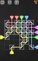 Screenshot of Mirrors & Reflections Puzzles