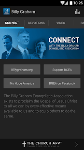 Billy Graham - screenshot thumbnail