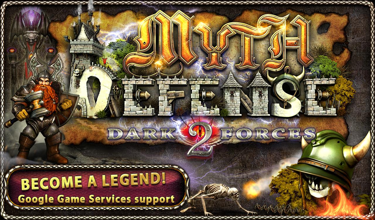 Myth Defense 2: DF screenshot #2