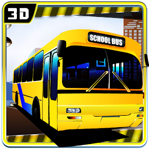 School Bus Duty – 3D for PC and MAC