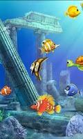 Screenshot of MF Aquarium Live Wallpaper