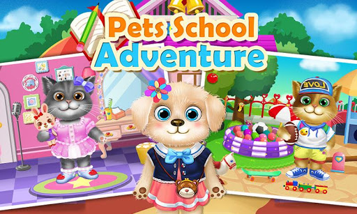 Pet School Fun Adventure
