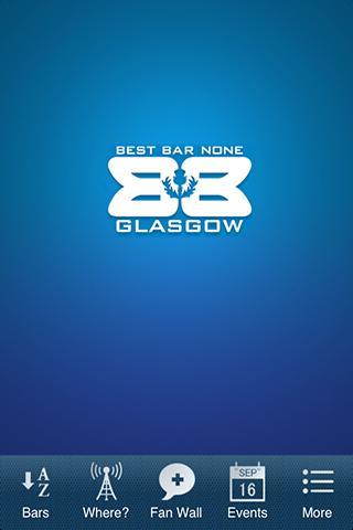 Best Bar None Glasgow