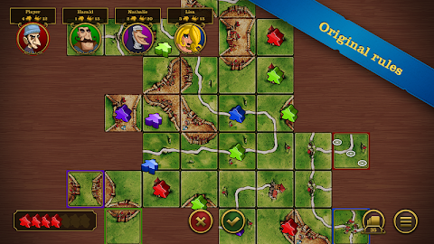Carcassonne Screenshot 19