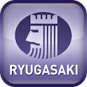The G.C Ryugasaki logo