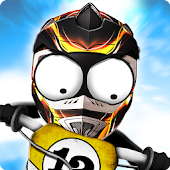 Free Download Stickman Downhill Motocross APK for Samsung