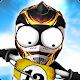 Stickman Downhill - Motocross [Мод: Unlocked]