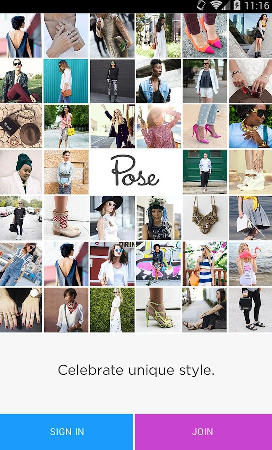 Pose- screenshot
