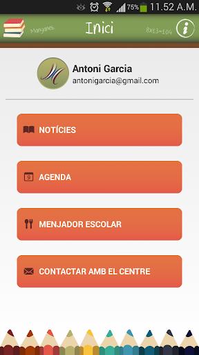 【免費教育App】Manyanet Molins de Rei-APP點子