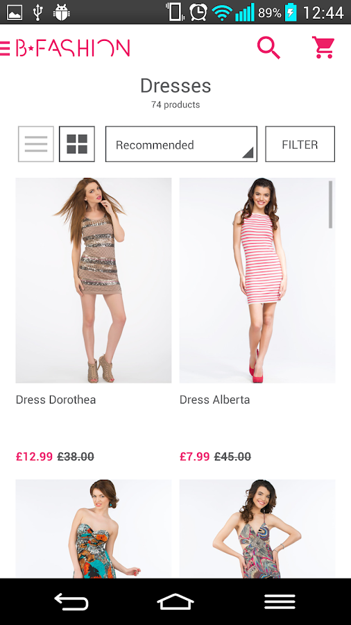 bfashion android apps on google play