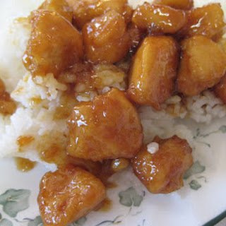Honey Glazed Chicken