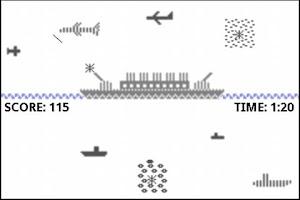 Screenshot of Battleship War