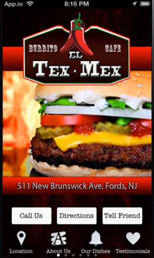 El Tex Mex Burrito Cafe
