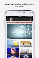 Screenshot of WSAZ News