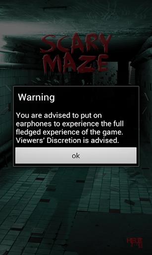 Scary Maze SG