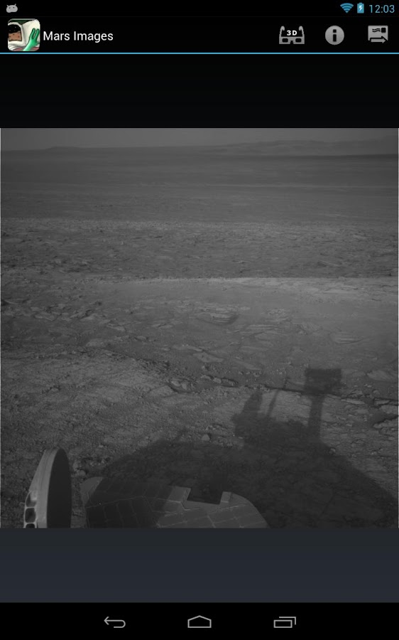 Mars Images- screenshot