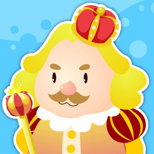 安徒生童話-國王的新衣 兒童互動有聲故事繪本 教育 App Store-癮科技App