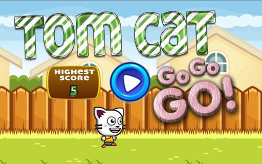 Tom Cat GoGoGo