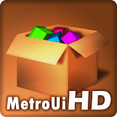 Metro Ui HD Widget Tile Demo