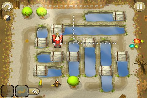 Tractor Trails screenshot #3