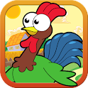 Fun Farm Puzzle Games for Kids icon
