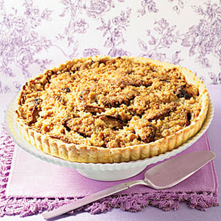Apple Streusel Tart