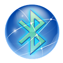 Bluetooth GPS icon