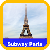 Subway Train Surf: Paris