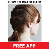 How To Braid Hair - Hairstyles