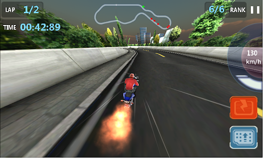 Speed City Moto- screenshot thumbnail