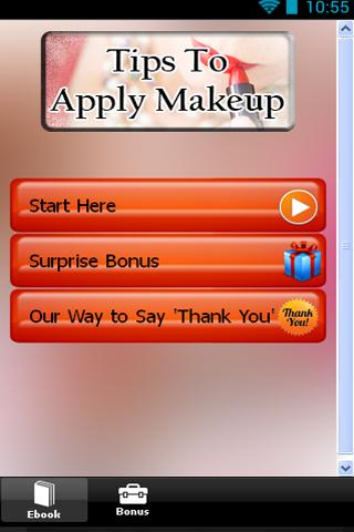 Tips To Apply Makeup